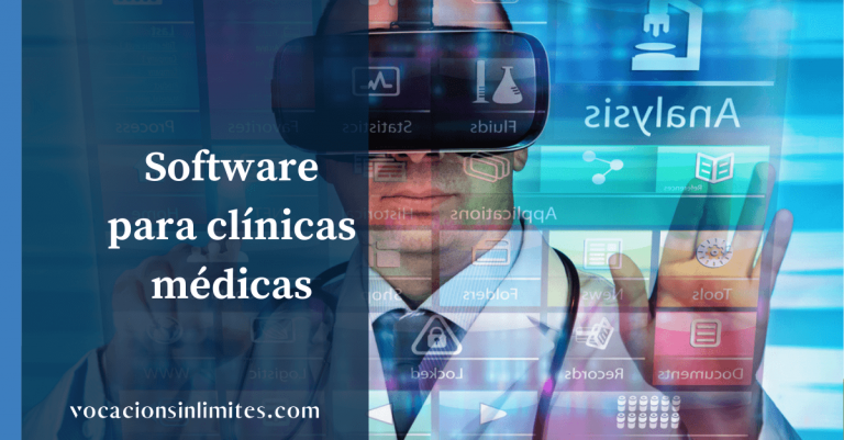 software para clínicas médicas